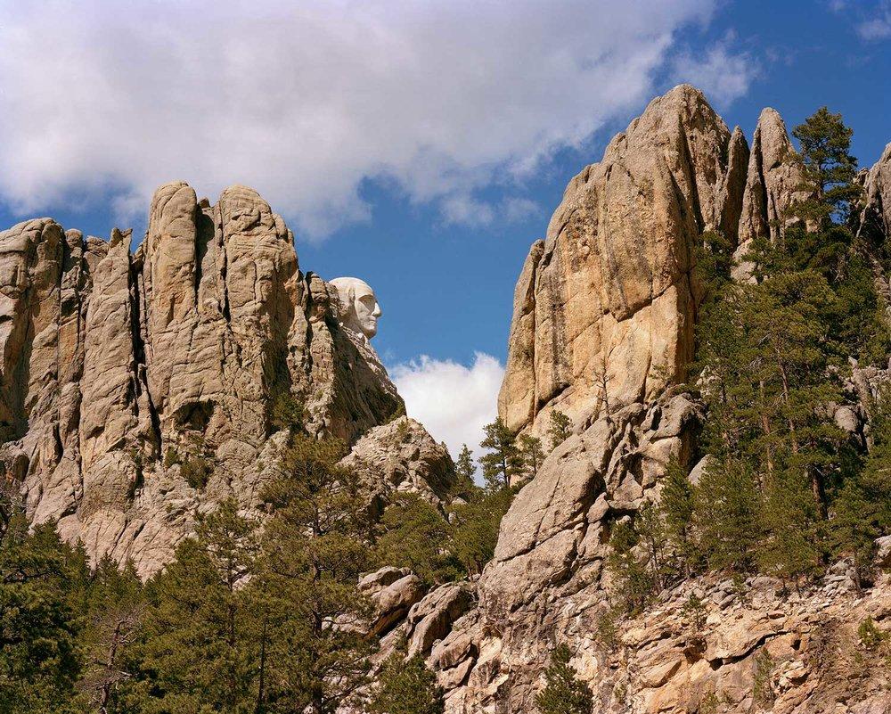 George Washington, Black Hills National Forest, Keystone, SD