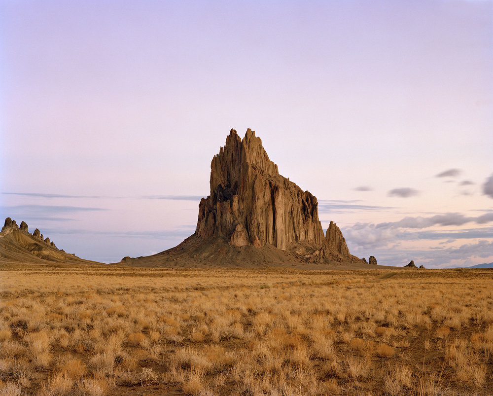 Shiprock, Navajo Nation, San Juan County, NM