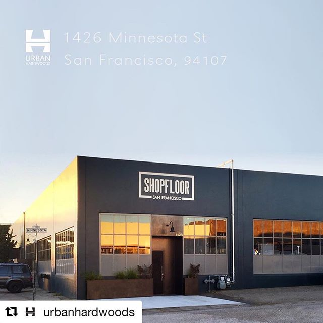 Big day over here in the showroom- so excited to share our space with @urbanhardwoods !!! If you haven't yet seen their beautiful furniture, make an appointment now. #Repost @urban-hardwoods ・・・ We're back open for business in San Francisco! By appointment only so contact us to set up a meeting! sf@urbanhardwoods.com | 415.397.9663 #urbanhardwoods #dogpatch #sanfrancisco #furnituredesign #customfurniture #commercialfurniture