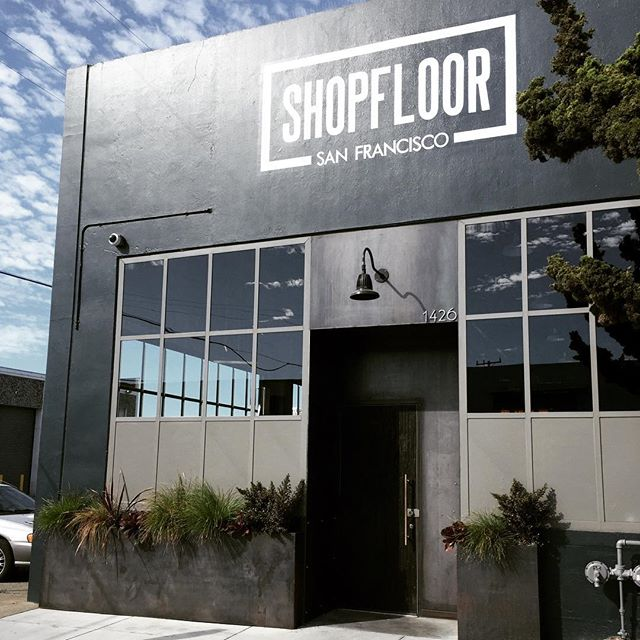 Feeling grateful to be part of the vibrant #dogpatch community, sharing a space with so many talented people. Come check out the magic for yourself next Saturday, July 21 at ShopFloor. Work by @jlistondesign @zaidivecha @nikiulehla @scottrkline @michaelambrosewalsh and all-around merriment by @harmonicbrewing. See link in profile for details!  #sfmade #artists #art #gallery #openstudios #metalwork #lighting