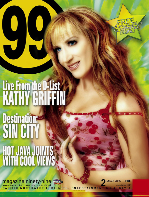 Kathy Griffin- 99 Magazine