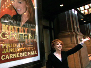 Carnegie Hall Posters - Kathy Griffin