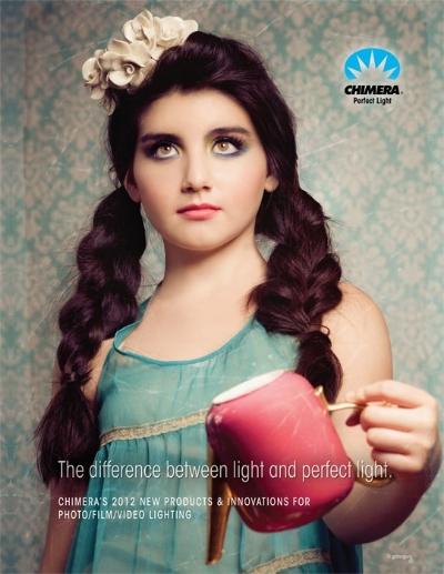 Chimera Ad Campaign