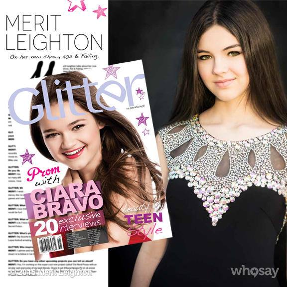 Merit Leighton- Glitter Magazine