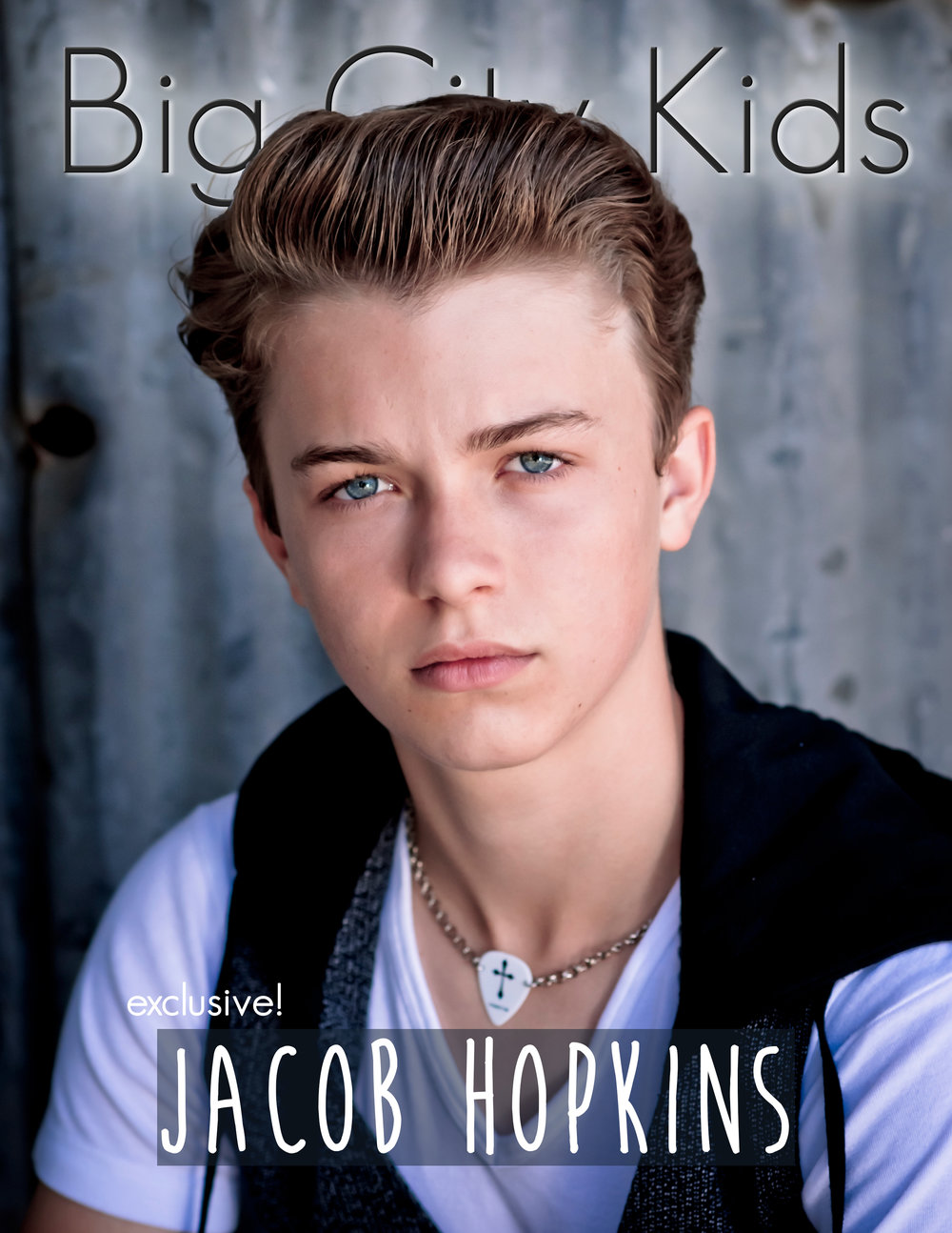 Jacob Hopkins- Big City Kids Magazine