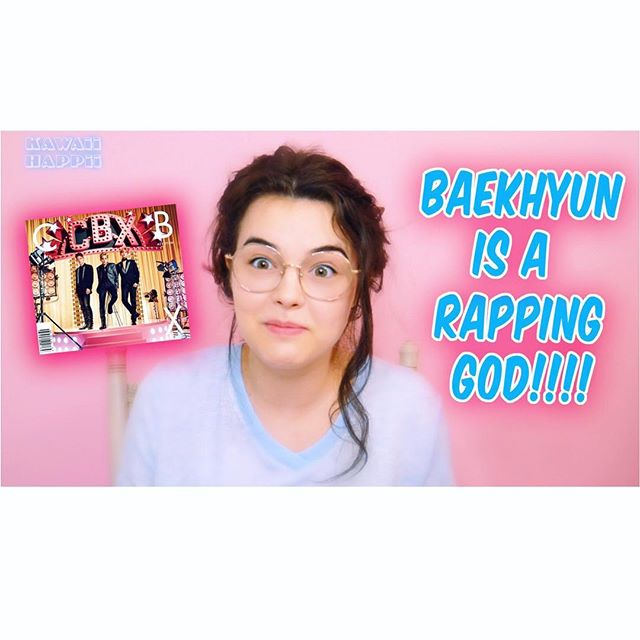 My EXO-CBX 'Horololo' MV Reaction is up! (HOROLOLOLOLOLO) @baekhyunee_exo has PINK HAIR!  Link in bio! ✨✨💕