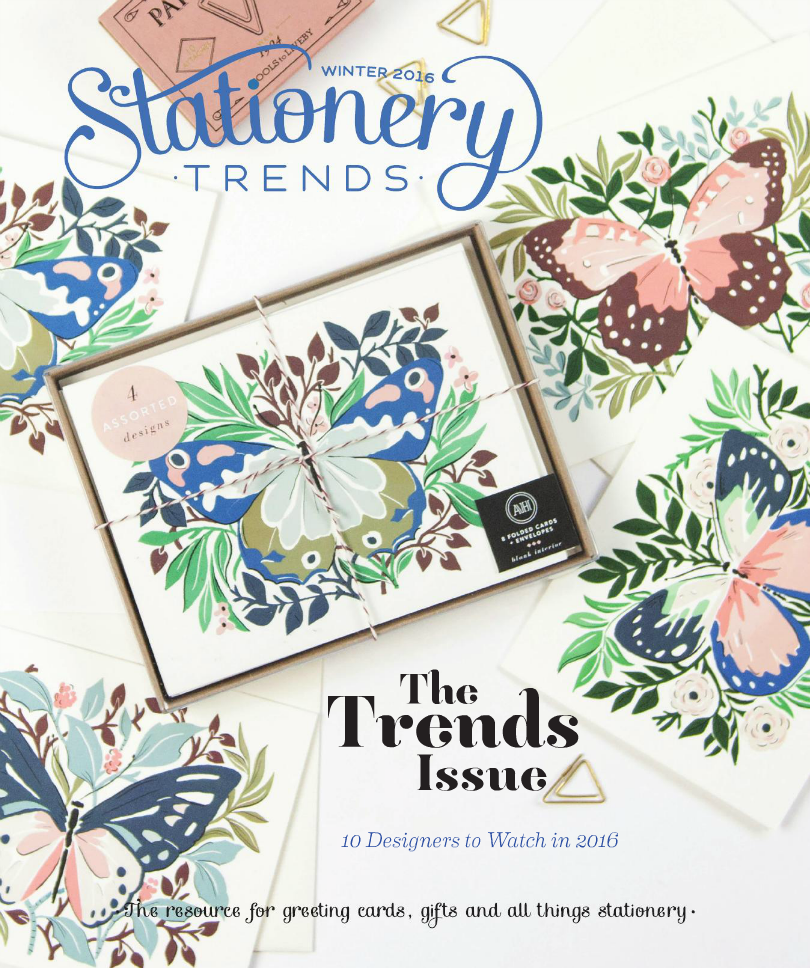 Stationery Trends Magazine: Winter 2016 Issue