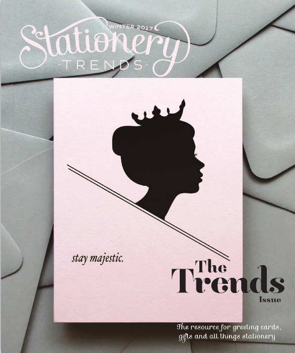 Stationery Trends Magazine: Winter 2017 Issue (10 Designers To Watch)