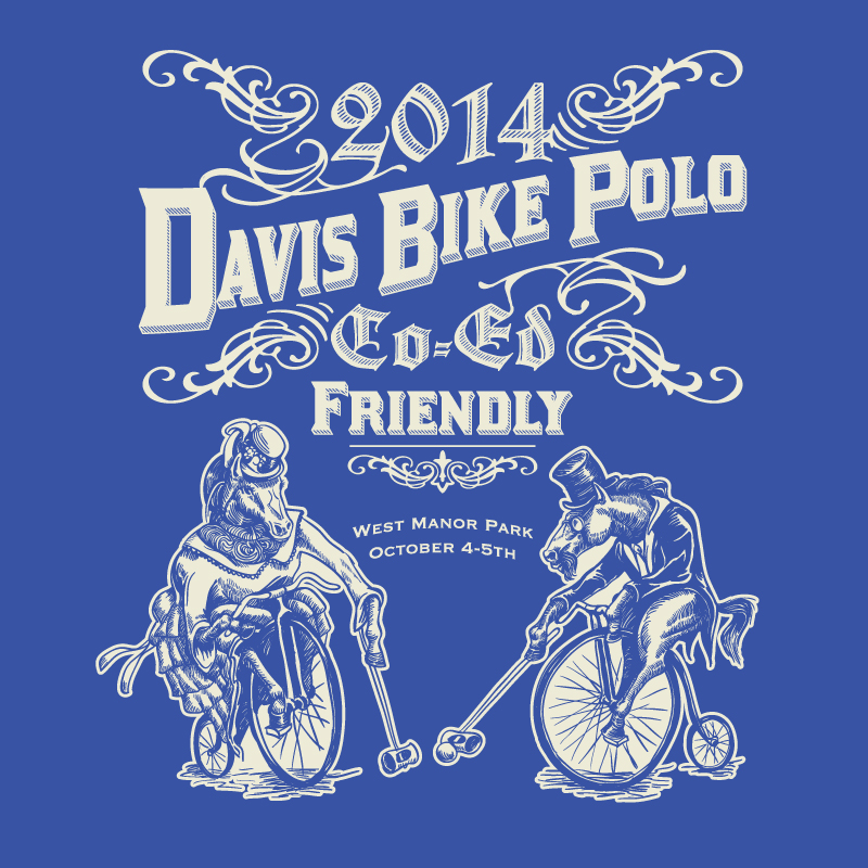 Davis Co-Ed Bike Polo Friendly