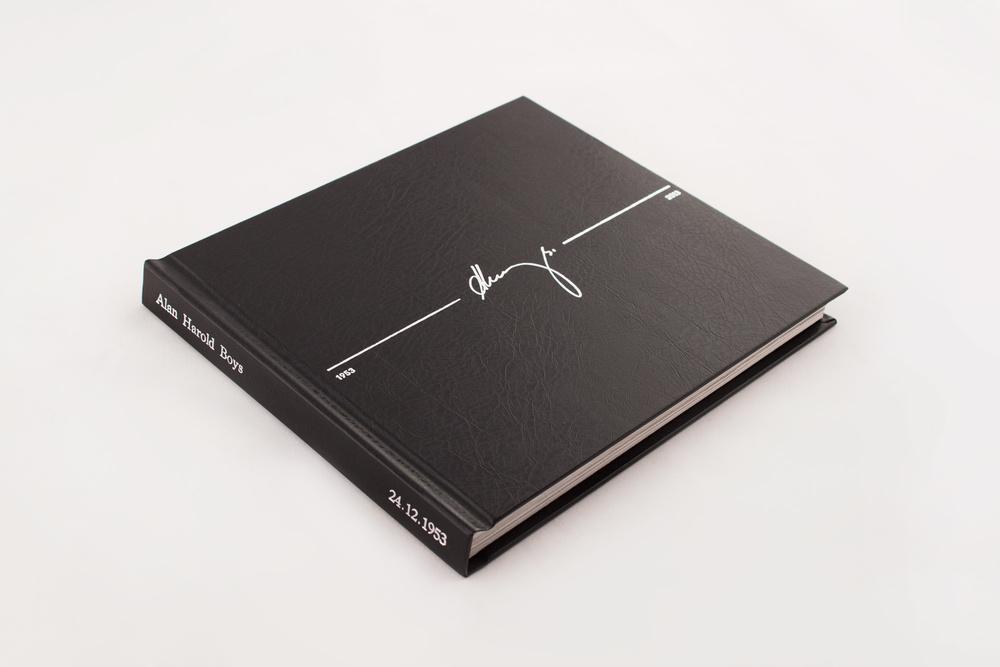 Alan Boys Book