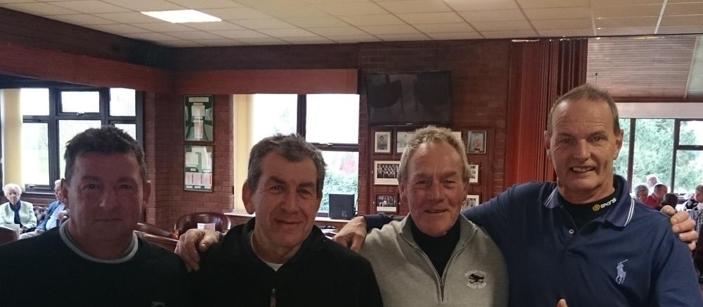 Dwayne Barber, Alan Soanes, Dave Waldron, Martin Scott