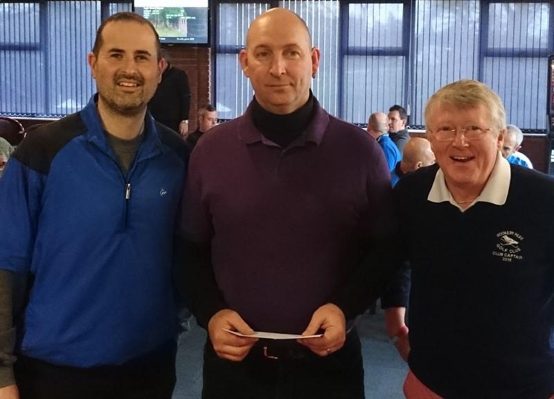Left to Right: Ian Howlett, Scott Manthorpe, & Billy Groves