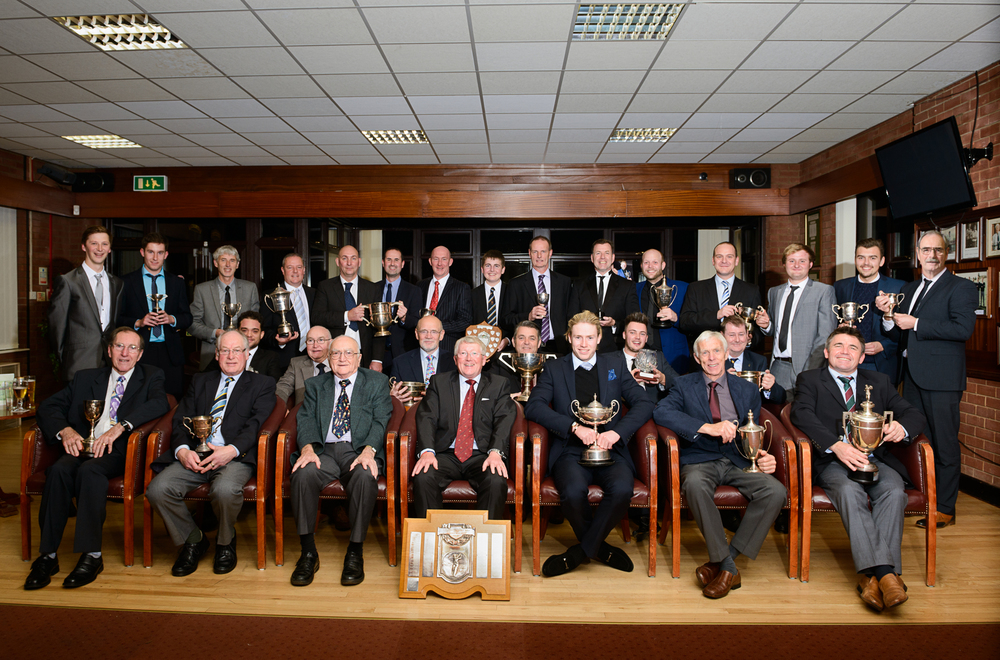 Gent's Presentation Evening 2015