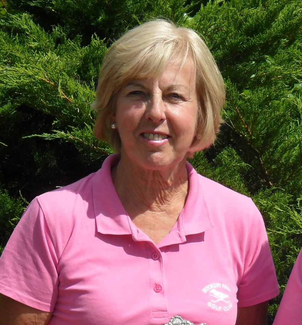 Judy Taylor Ladies Scratch Champion