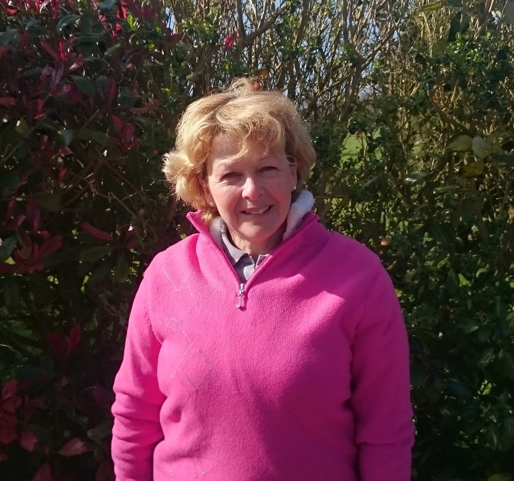 Jayne George; Winner Maclean Cup 2016