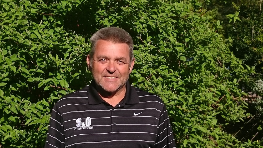 Graham Shillings who partnered Steve Mann to help Suffolk Qualify for the Southern Counties Foursomes Final