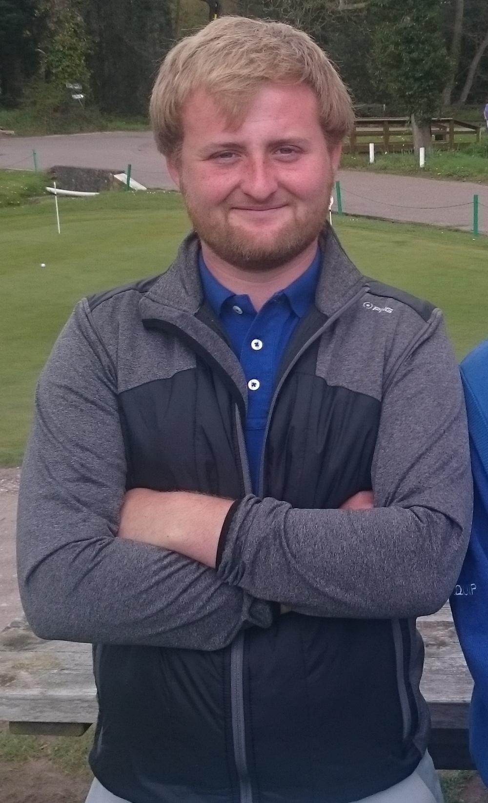 Mike Sharp: Golf Foundation Medal Winner