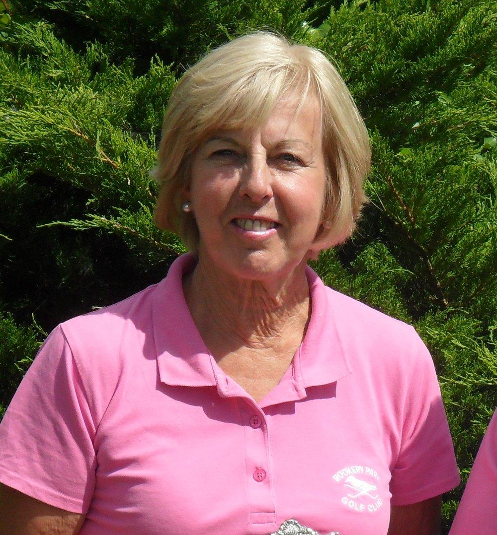 Judy Taylor: Division 1 winner Corson Bowl 1