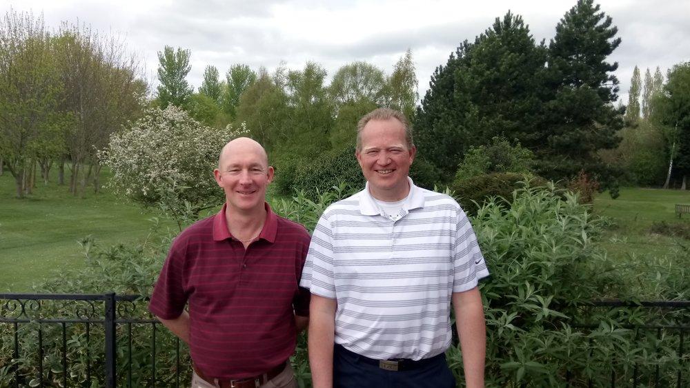 Ted Swann Winners 2017: Steve Morris & Anthony Smith