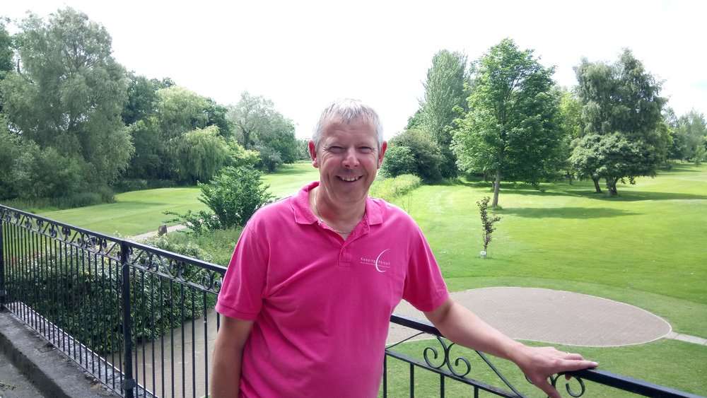 Paul Soloman: Winner of Division 1 June Saturday Stableford