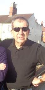 Alan Soanes Winner of Division 2 August Sunday Medal