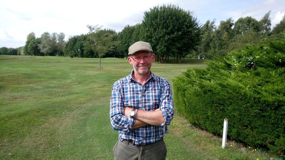 David Pagan Seniors Club Champion 2017