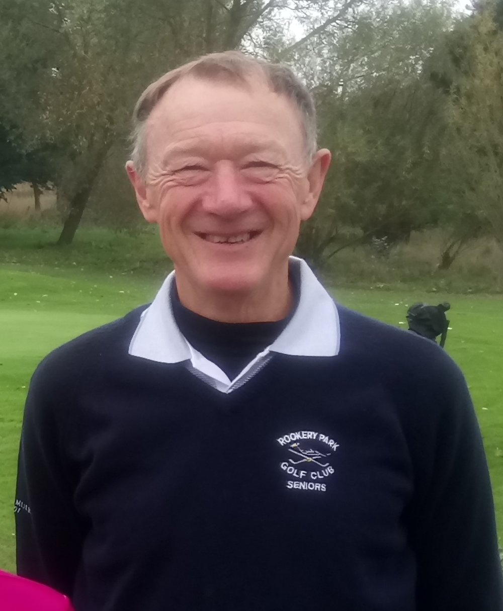 Steve Newman: Who along with Colin Burn, scored 50 Pts in the Seniors November 4BBB