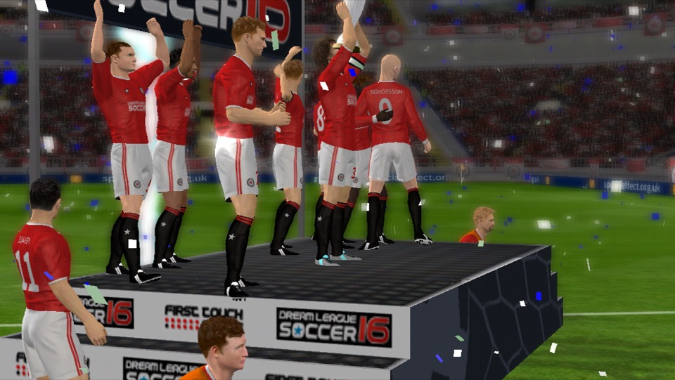 Dream league soccer 2016 build your dream team from scratch on ios