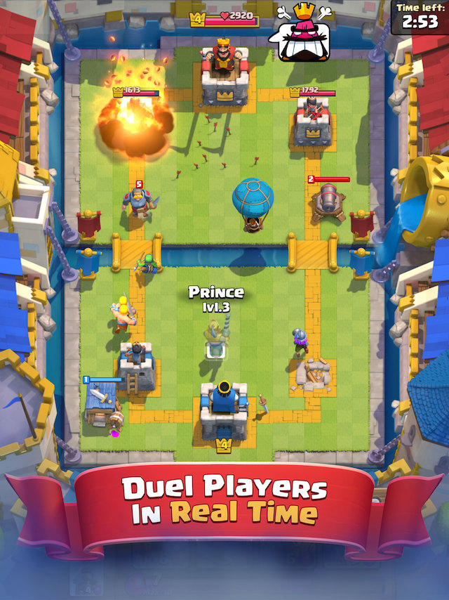 Courtesy: clashroyale.com