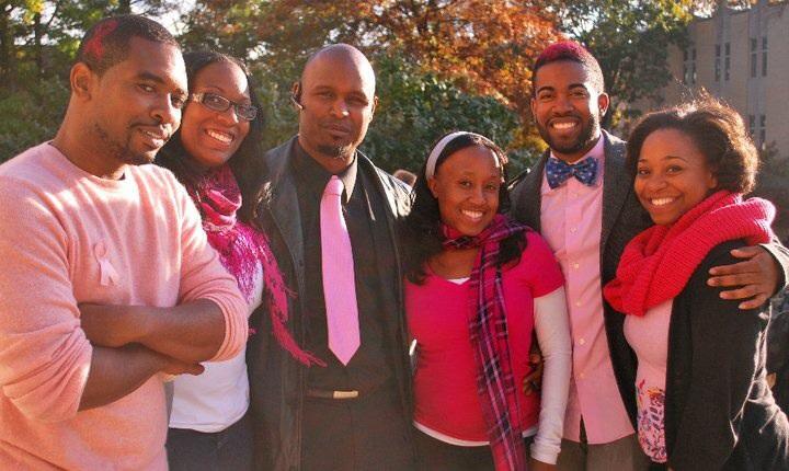 still more of my Andrews University friends