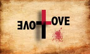 God's love moved God to love.