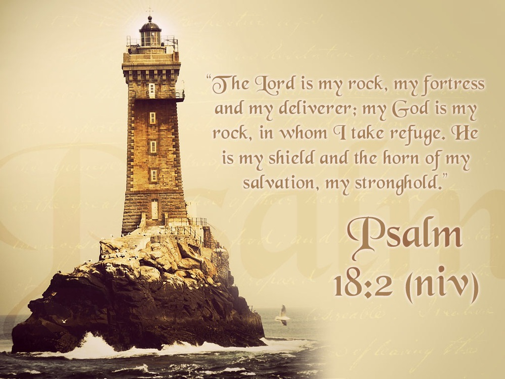 God is My Rock