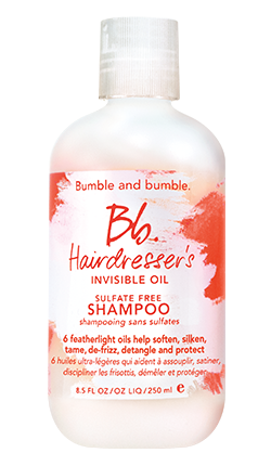 Bb Hairdresser's Invisible Oil Sulfate Free Shampoo