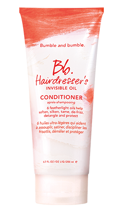 Bb Hairdresser's Invisible Oil Conditioner