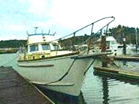 1975 Gulfstar MKII 43'