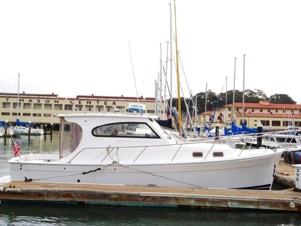 2002 Mainship Pilot II 30'