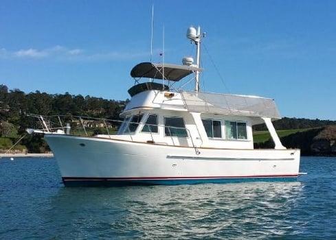 2004 Marine Trader 34'