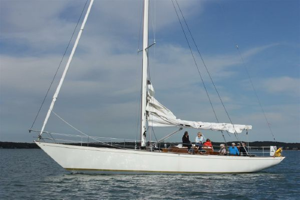 1966 Sparkman & Stephens 48' - Repped Buyer
