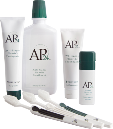 AP-24 Anti-Plaque Oral Care System