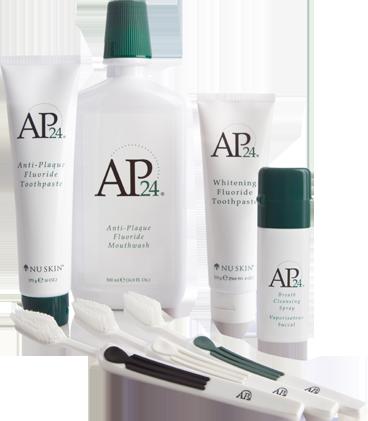 AP-24 Anti-Plaque Oral Care System