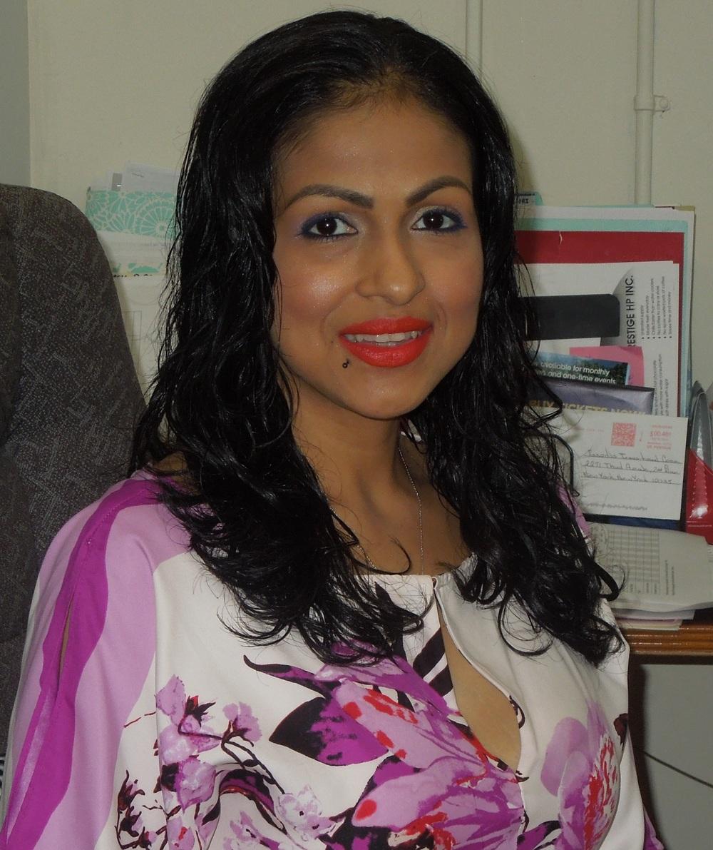 Tomasina Salcedo Executive Administrative Assistant
