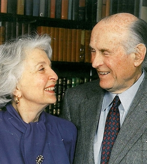 Frank and Lisina Hoch, Founding Supporters