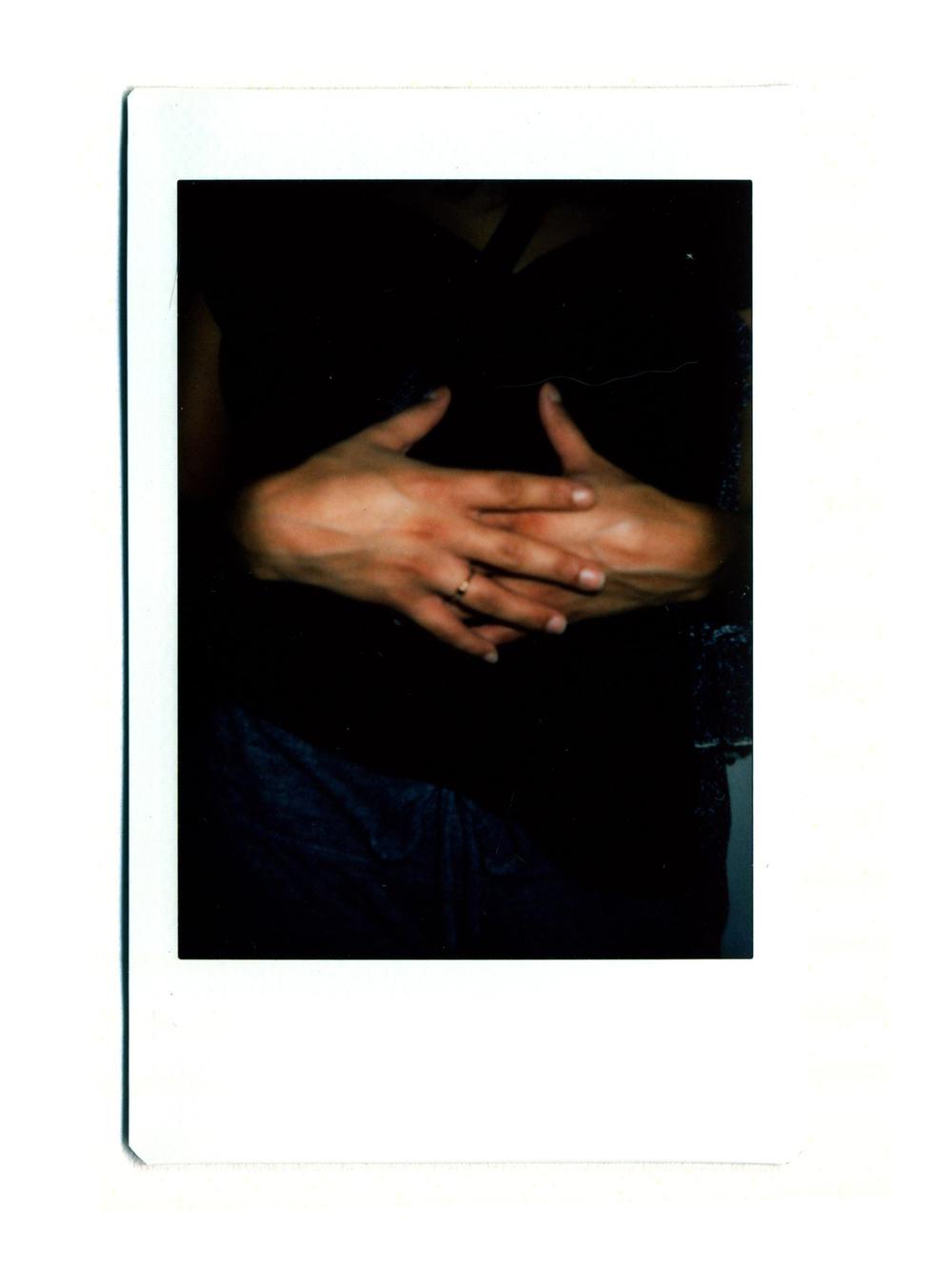 Marisa's Hands