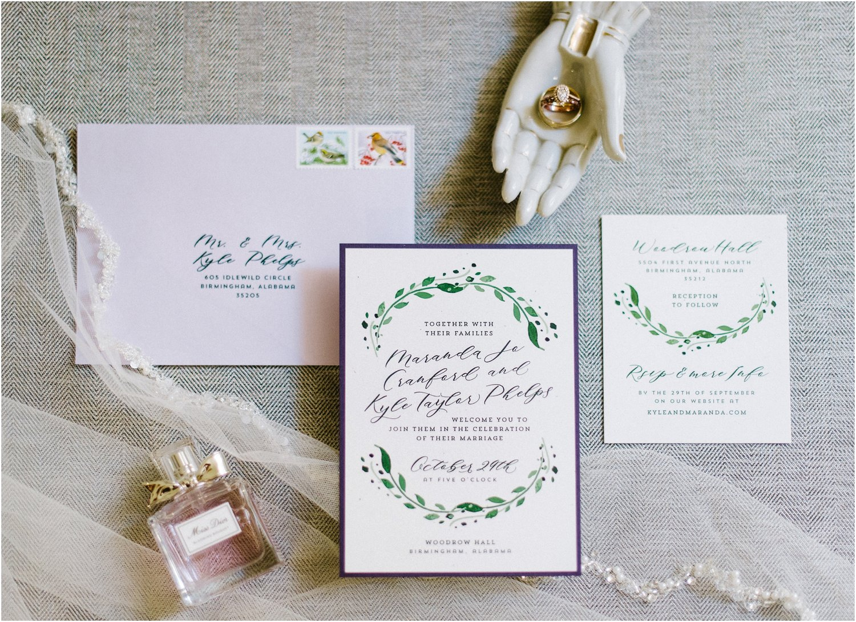 phelps wedding maranda kyle woodrow hall birmingham al