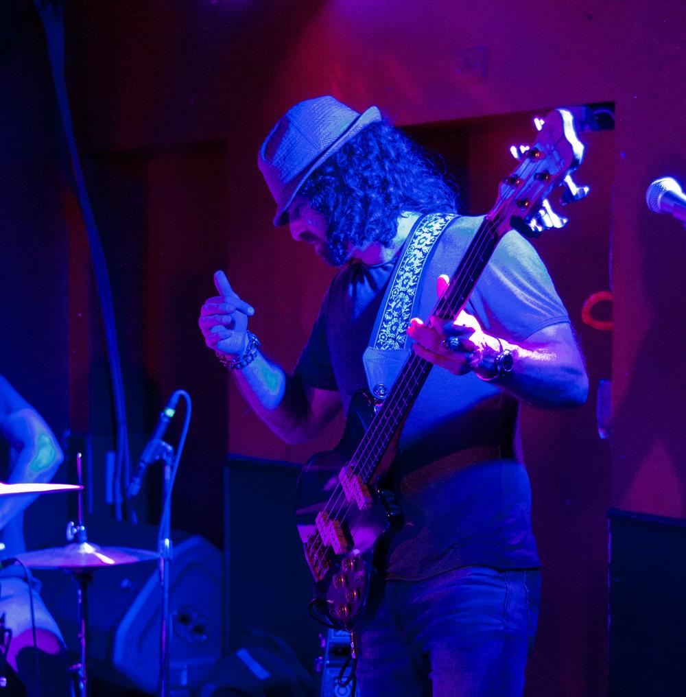 Marc Rothschild, Bass Guitar