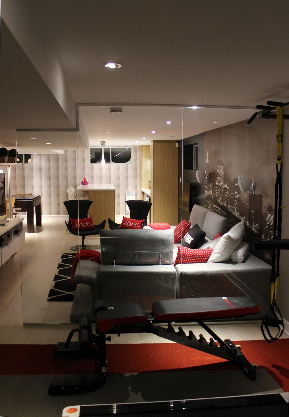 sous sol hotel moderne studio bohema design architecture d 39 int rieur. Black Bedroom Furniture Sets. Home Design Ideas