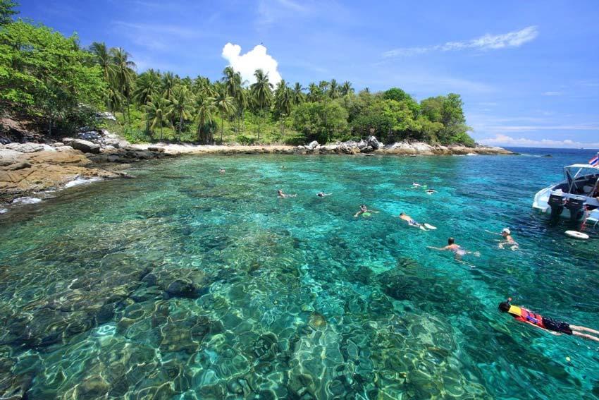 Остров Коралл