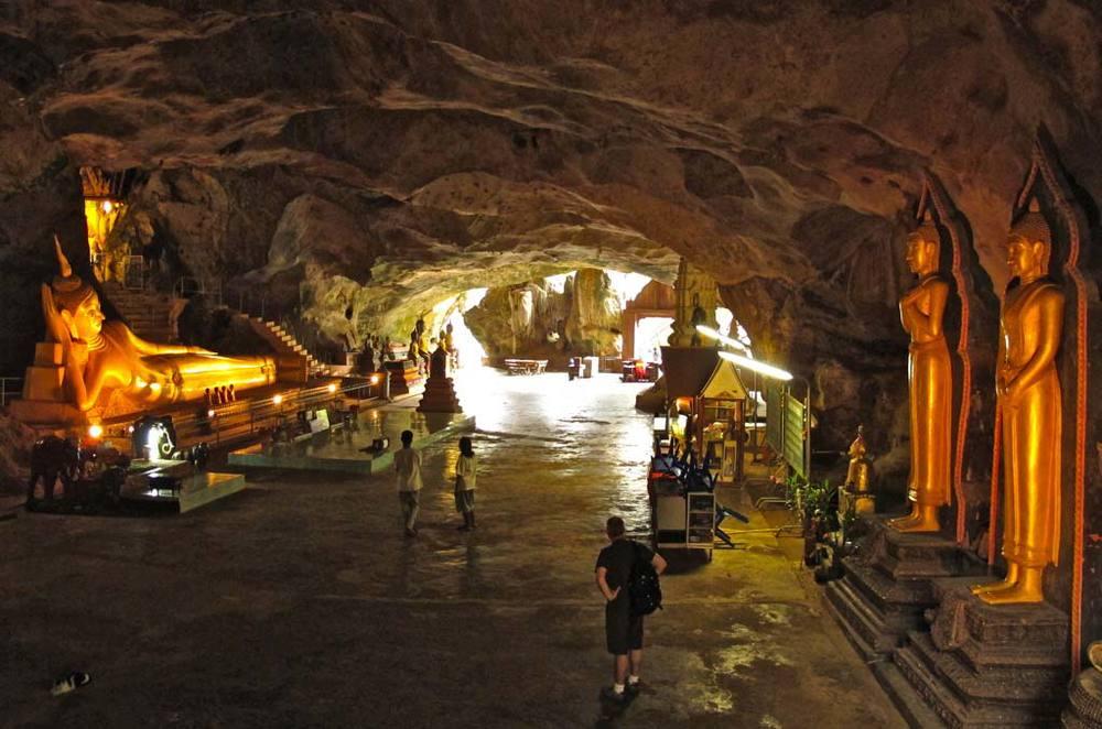 Храм Пещера Обезьян
