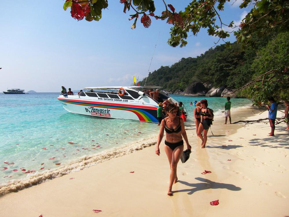 Симиланские острова открыты к посещению