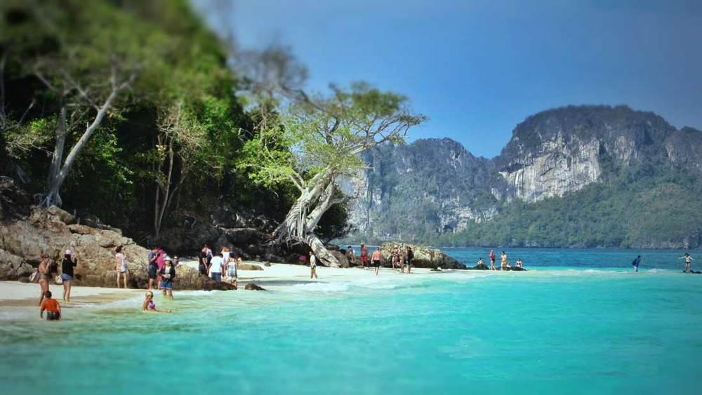 остров Бамбу (Баунти)